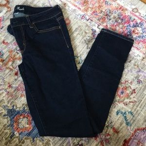 American Eagle Dark Wash Jegging LONG
